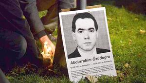 NSU kurbanı Abdurrahim Özüdoğru, öldürüldüğü yerde anıldı