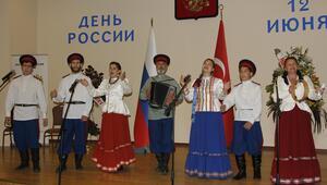 Ruslardan konserli kutlama