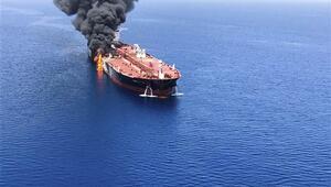 Almanyadan tanker açıklaması