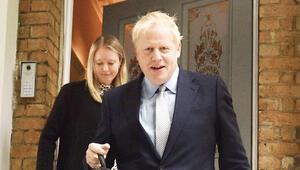 Boris Johnson ilk turda fark attı