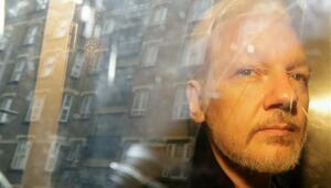 Son dakika... Julian Assange'ın davası Şubat 2020ye ertelendi