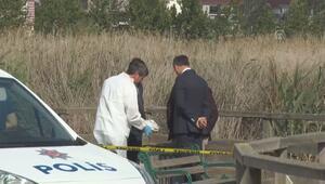 Mogan Gölünde kadına ait ceset bulundu