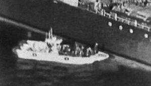 Körfez'de iki tankere saldırı... ABD ordusu video yayınladı