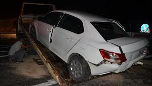 Aksekide trafik kazası: 5 yaralı