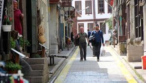 Mudurnuda tarihi sokak Dumansız hava sahası ilan edildi