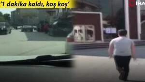 Sosyal medya bu görüntüyü konuşuyor: Sınava polis yetiştirdi