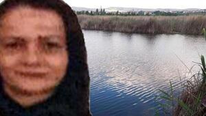 Mogan Gölünde kadın cesedi bulundu