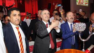 Galatasarayın şampiyonluğu Almanyada kutlandı
