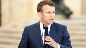 Macron: Sondaj gemisi çekilmeli
