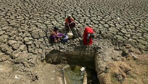 Hindistanda sıcak hava nedeniyle 40 kişi öldü