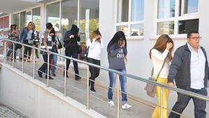 Trabzonda fuhuş operasyonu: 28 gözaltı