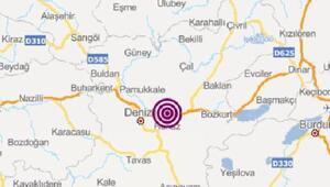 Honazda 3.3 büyüklüğünde deprem