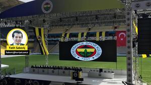 Fenerbahçede tüzük değişikliği için çoğunluk sağlanamadı