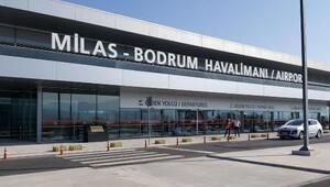 Milas Havalimanında özel jetin lastiği patladı, hava trafiği durdu