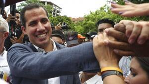 Venezuelada Guaido'nun temsilcileri hakkında yolsuzluk iddiası