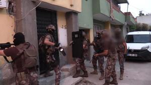 Adanada merkezli 4 ilde terör operasyonu
