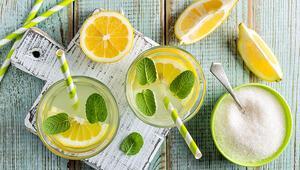 Evde limonata nasıl yapılır Tarifi ve püf noktaları