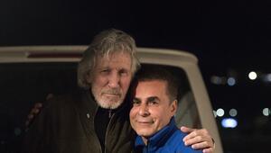 Roger Waters'tan İstanbul'da set ziyareti