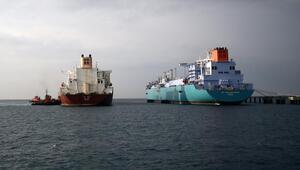 Küresel gaz ihracatında LNGnin payı hızla yükseliyor