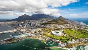 Cape Town'a gitmek için sebep çok