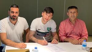 Süper Lig ekibi imzayı attırdı 2 yıllık sözleşme
