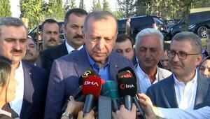 Son dakika... Mursinin vefatının ardından Erdoğandan ilk sözler