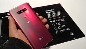 LG V40 ThinQ için Android Pie güncellemesi yayında