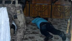 Konyada uyuşturucu satıcılarına şafak operasyonu: 10 gözaltı