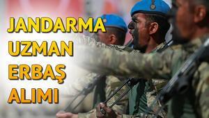 Jandarma uzman erbaş alımı başvuru sorgulama süreci devam ediyor