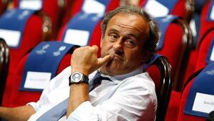Michel Platini arşiv görüntüleri