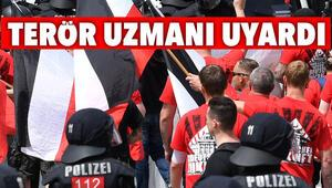 'Almanya'da ırkçı terör saldırıları riski yüksek'