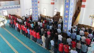 Şırnakta Mursi için gıyabi cenaze namazı