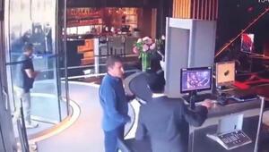 İsmail Küçükkaya, ortak yayından 3 gün önce İmamoğlunu bulunduğu otele böyle giriş yapmış