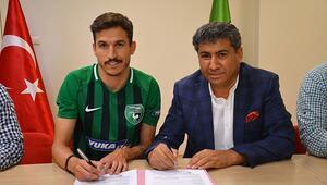 Yukatel Denizlispor Tiago Lopesi transfer etti