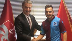 Trabzonspor, yeni transferini KAPa bildirdi