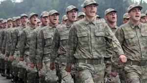 6 ay askerliğe Meclis onayı