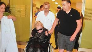 Zerrin Özerin son sağlık durumu nasıl Zerrin Özer neden hastaneye kaldırıldı