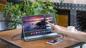 ASUS, taşınabilir monitörü ZenScreen Touch'u tanıttı