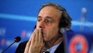 UEFA Eski  Başkanı Platini serbest bırakıldı