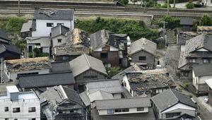 Japonyadaki depremde 26 kişi yaralandı