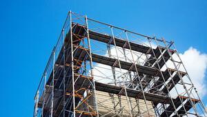 Avro Bölgesinde inşaat üretimi nisanda düştü