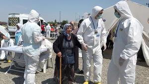 Metzamora sınır Iğdırda nükleer tatbikat