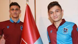 Trabzonspor, Atakan Gündüz ve Salih Kavrazı KAPa bildirdi