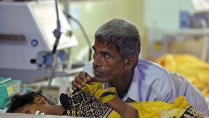 Hindistanda beyin iltihabı salgını: 114 çocuk hayatını kaybetti