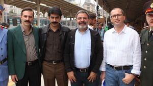 Ahmet Ümit ile Nazım Hikmet buluştu...