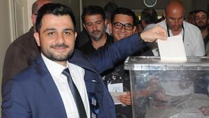 Giresunspor'da Sacit Ali Eren yeniden başkanlığa seçildi