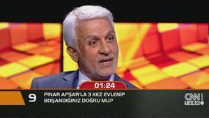 Pınar Afşarla 3 kez evlenip boşandığınız doğru mu