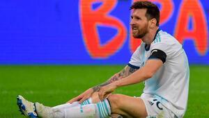 Arjantin yine kazanamadı