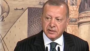 Cumhurbaşkanı Erdoğan: Birleşmiş Milletlerin sorumlulardan hesap soracağına inanıyorum