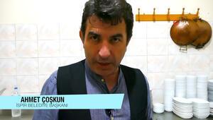 Erzurumlu başkandan yöresel lezzetler klibi